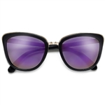 Obsession Craze Vibrant Colorful Perfect Cat Eye Sunnies