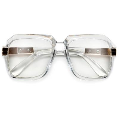 e851626cbb38 Round Oversized Super Cat Eye Mod Sunglasses